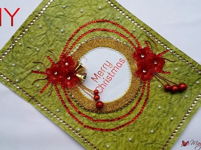 DIY Christmas Greeting Cards - Easy Greeting card making Ideas - for christmas!