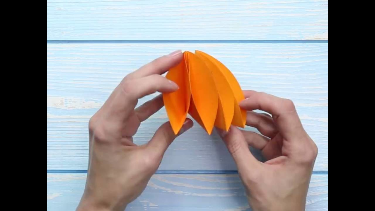 DIY colorful paper umbrellas | Nifty | 5 Minute Crafts