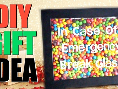 DIY Gift Idea: Emergency Candy Box + GIVEAWAY!