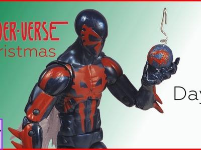 DIY Mini Spider-Man 2099 Ornament & Web Line Garland (1.12 scale)