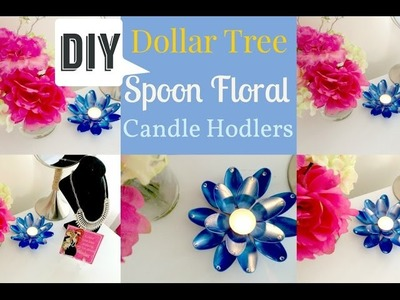 Dollar Tree DIY|Tea Light Candle Holder
