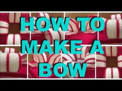 How To Create A Bow Tutorial ✔