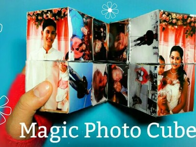 How to make Magic Photo Cube by yourself HD tutorial