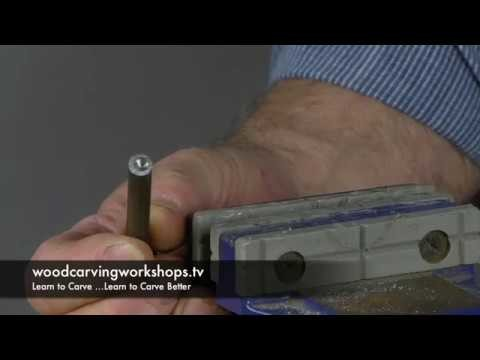How to make Wood Carver's Punches