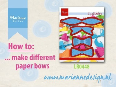 How to mix & match the LR0448 bows