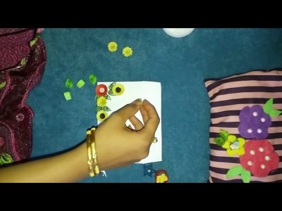 Paper Quilling-How to Decorate Envelope