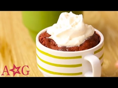 Red Velvet Mug Cake How To! | American Girl