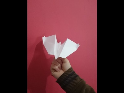 The Best Bomber Paper Airplane - Fly far