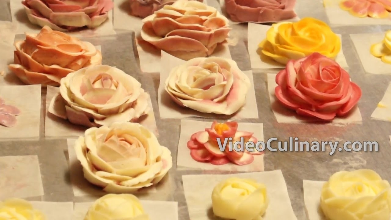 Trailer - How to Pipe Buttercream Roses
