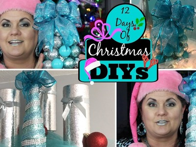 12 DAYS OF CHRISTMAS COUNTDOWN COLLABORATION | HOLIDAY DIY IDEAS