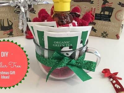 DIY Christmas Gift Ideas | Using Dollar Tree Items
