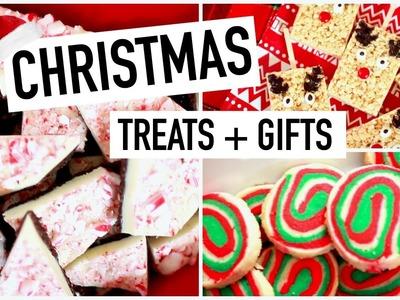 DIY Christmas Treats + Gifts 2016!