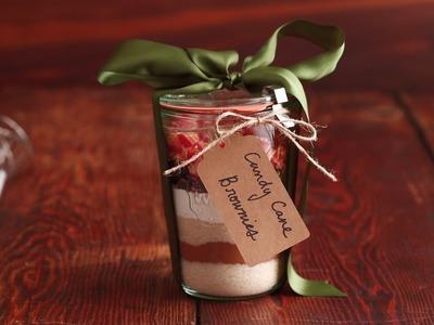 DIY Gluten-Free Giftable Brownie Mix