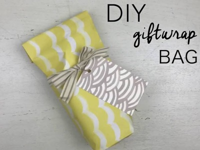 DIY   Wrapping Odd Shaped Gifts
