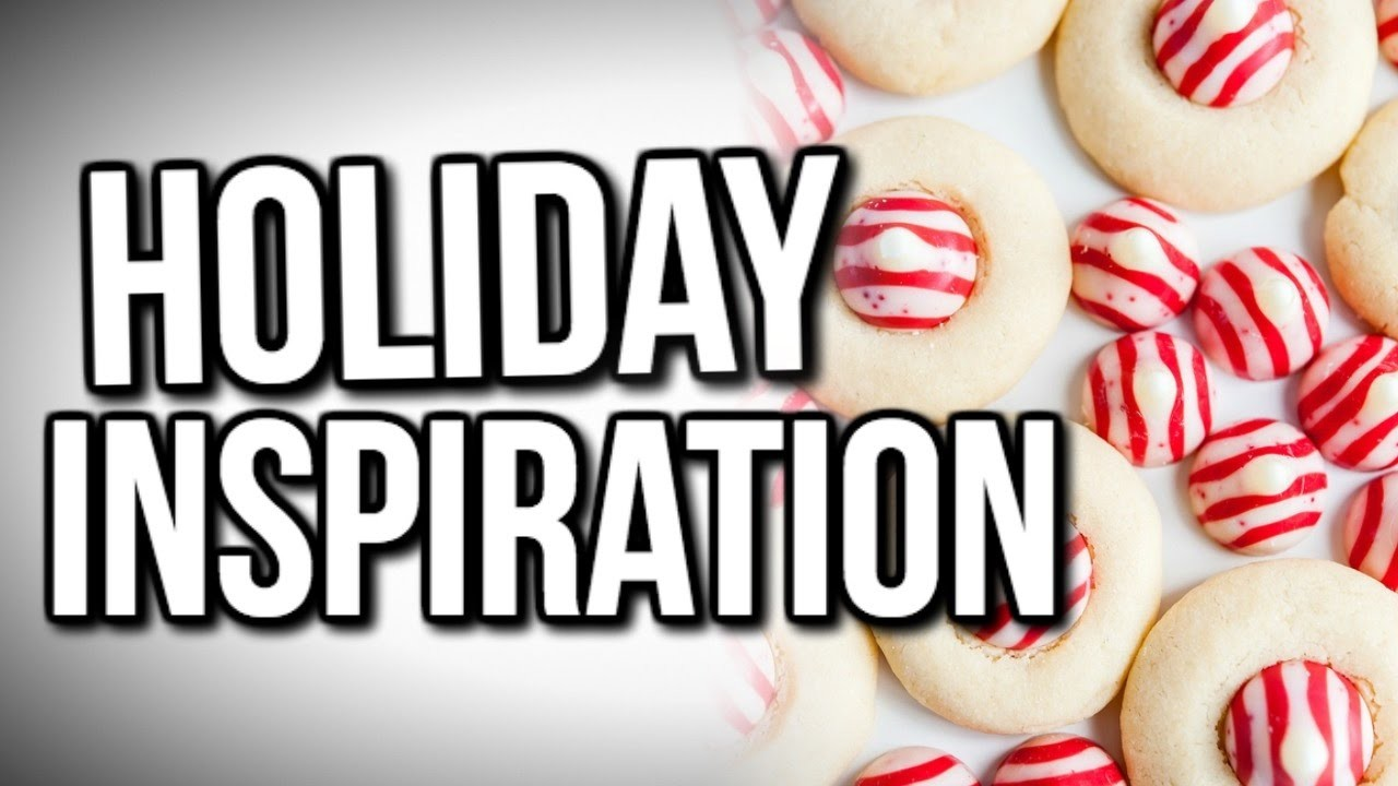 Holiday Inspiration 2016! DIY Gifts, Outfit, Essentials, + More!