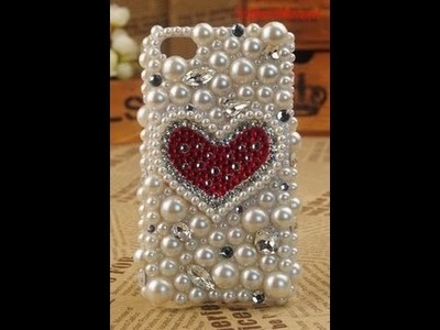 DIY : how to make mobile cover at home for girls