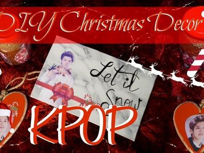DIY KPOP. LUHAN Christmas Decor - Gifts | KpopStyled