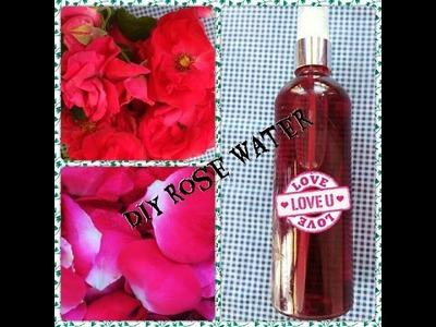DIY Rose Water | Pure 100% Homemade Rose Water | Gulab Jal | Ankz CadburyFull HD