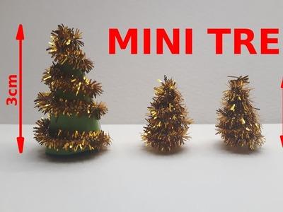 How to make a small christmas tree