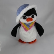 Amigurumi Cute Penguin - PDF-PATTERN