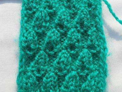 Beautiful Design for sweater ( Hindi) | Easy Knitting