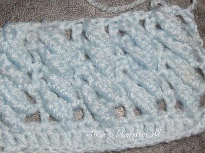 Crochet stitch No 8