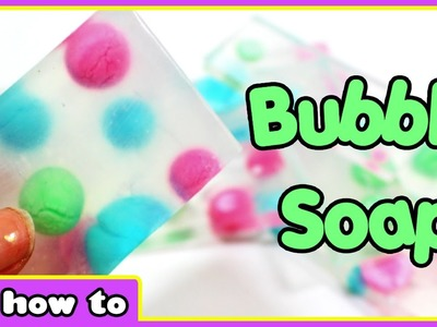 DIY Bubble Soap | HooplaKidz How To | Quick and Easy DIY