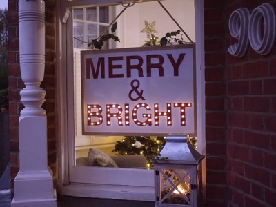 How to create a welcoming message for guests