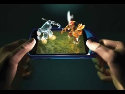 How to make 3D in your mobile phone