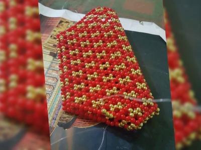 How to make beads bag