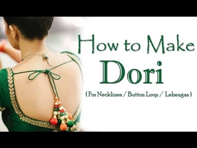 How to make Dori | Bias Binding Cutting |