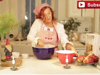 How to make traditional swedish christmas ginger biscuits by madeleine lee