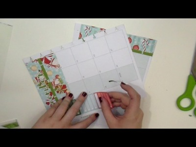 How To Use an EC Monthly Kit in a Happy Planner   Vlogmas Day 3