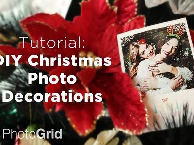 Tutorial: Last Minute DIY Christmas Decorations