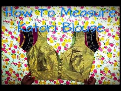 Youtube SEO - How To Measure Katori Blouse