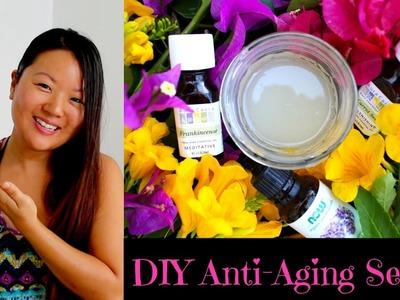 DIY Anti-Aging Serum - Christmas Gift Idea - Natural & Holistic