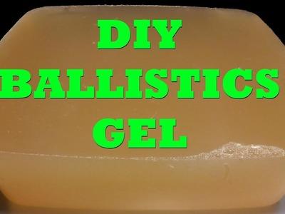 DIY Ballistics Gel - The Easiest Method