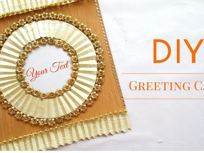 DIY Greeting Cards for Special Occasions. Birthday - Easy latest Handmade Designs & Ideas!