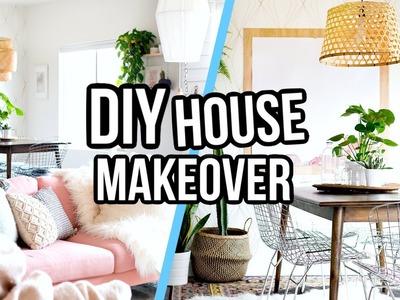 DIY PINTEREST INSPIRED HOUSE MAKEOVER! | Aspyn Ovard