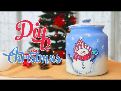 DIY ROOM DECOR! DIY Project for Christmas & Winter! Decorating ideas for a Frozen Room - Isa ❤️