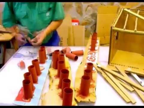 Easy Ways to Make DIY Crafts for Christmas - By Santiago y sus Ideas