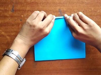Make Simple Paper Bag in 5 Min. #2