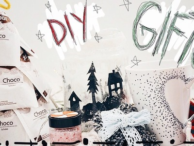 Quick, Easy & Cheap DIY Last Minute Gifts || Adela