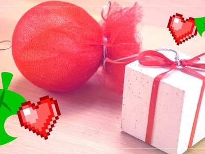 Animal Crossing : Balloon Present Ornament ❤ DIY
