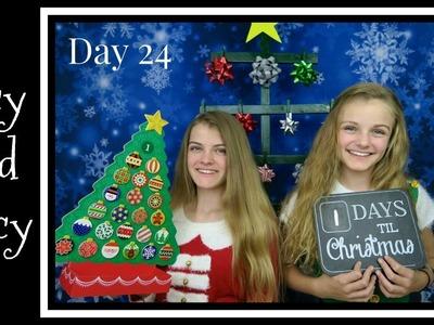 Christmas Countdown 2016 ~ Day 24 ~ Jacy and Kacy