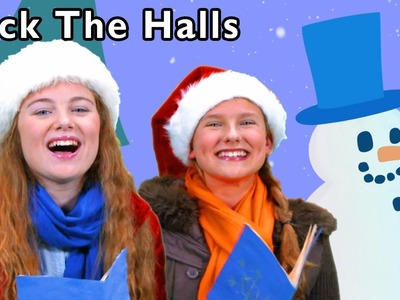 Christmas Holiday Songs | Deck the Halls and More | Baby Songs from Mother Goose Club!