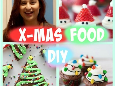 EASY DIY CHRISTMAS TREATS &  HOLIDAY PARTY SNACKS