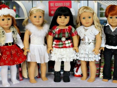 Huge American Girl Doll Christmas Etsy Haul!