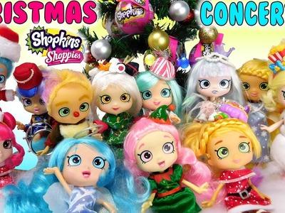 Shoppies CHRISTMAS CONCERT w. GEMMA STONE