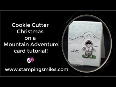 Cookie Cutter Christmas on a Mountain Adventure!